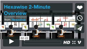 screen shot of Hexawise 2 minute overview video