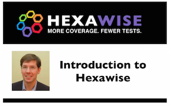 Intro Hexawise video - Justin